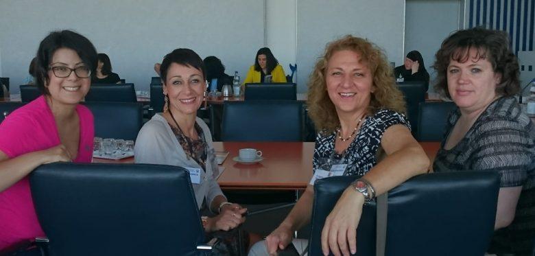 Regionale Fachtagung 29.6.18 - Kölner Teilnehmerinnen